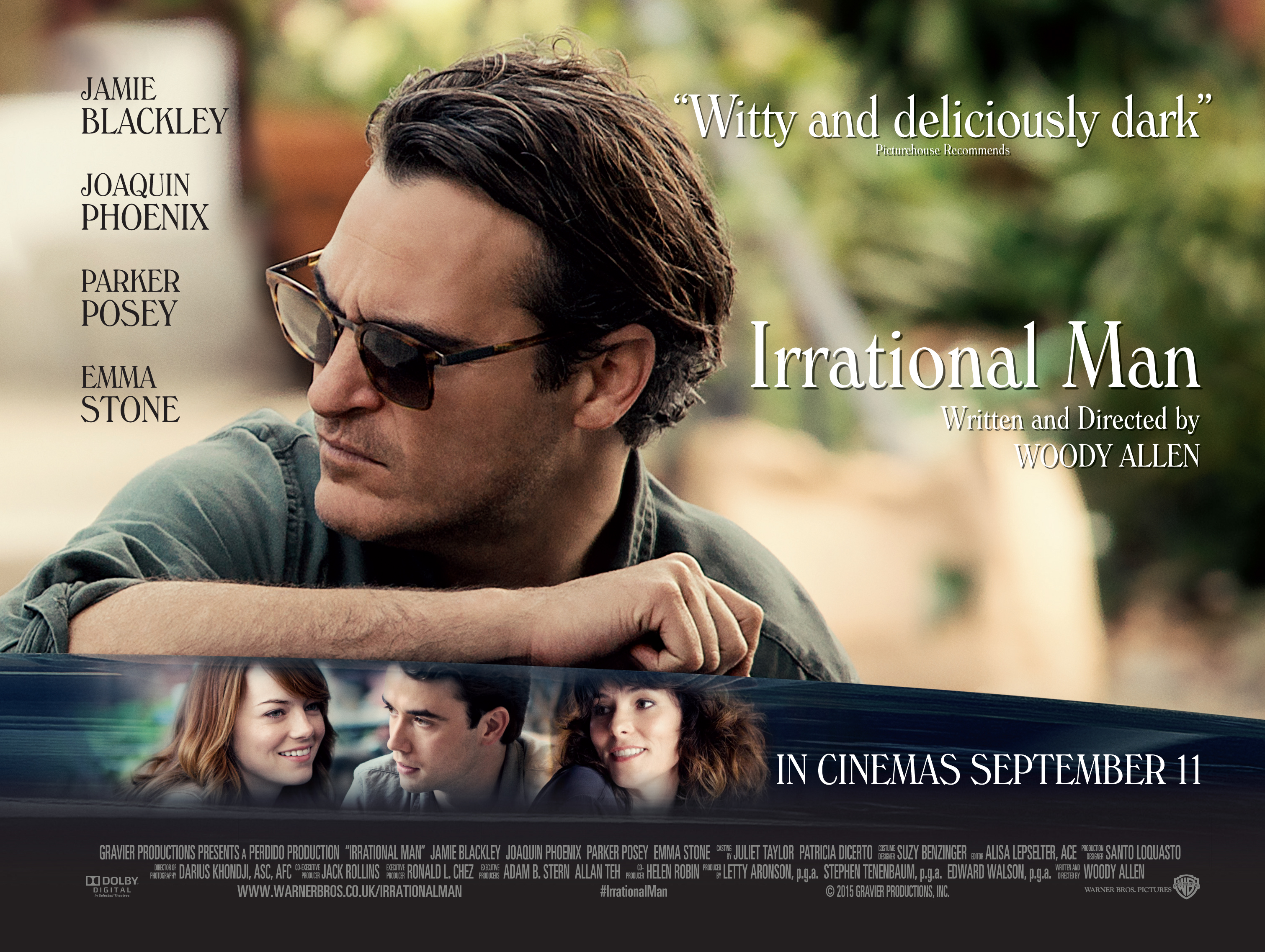 PSICOFILM: Irrational man, di Woody Allen (2015)